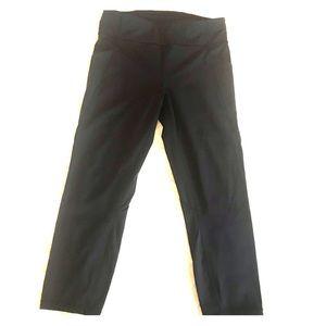 LULULEMON Black leggings size 12